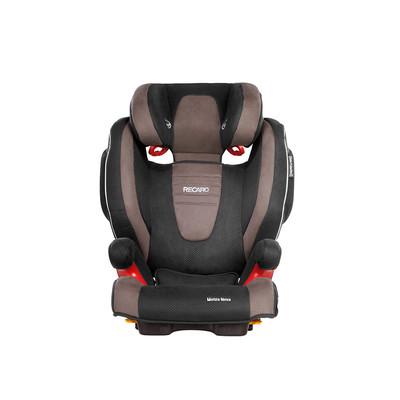 recaro瑞凯威儿童安全座椅 莫扎特2代 咖啡色