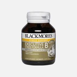 2瓶澳洲直邮Blackmores失眠多梦抗压维生素  62片*2
