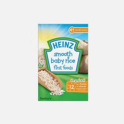 【包邮包税】英国直邮亨氏婴幼儿营养米粉 原味100g*2盒(4个月以上)
