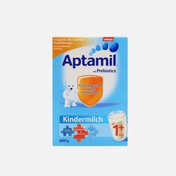 【包邮包税】德国Aptamil爱他美婴幼儿配方奶粉1+段(12-24个月宝宝 600g)【保质期到2017年10月以后】