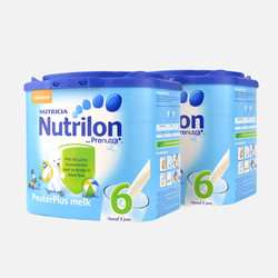 【包邮包税】2罐装 荷兰牛栏Nutrilon奶粉 6段(3岁以上) 400g*2罐装