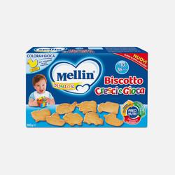 意大利直邮美林Mellin婴幼儿磨牙趣味饼干