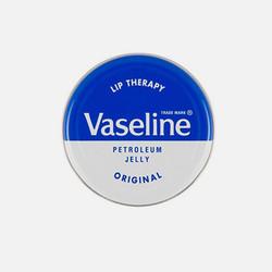 【包邮包税】英国直邮Vaseline凡士林保湿护理滋润护唇润唇膏 原味 20g*3盒