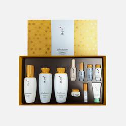 韩国直邮【包邮包税】 Sulwhasoo雪花秀滋阴水乳润燥精华90ml三件套套盒