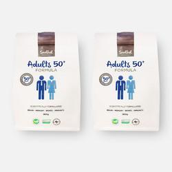 【包邮包税2袋装】澳大利亚Soulful 中老年奶粉成人奶粉 50岁以上 900g*2袋装