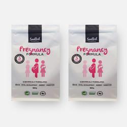 【包邮包税2袋装】澳大利亚Soulful 孕妇奶粉 900g*2袋