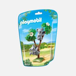 新加坡直邮【包邮包税】摩比Playmobil 树袋熊一家