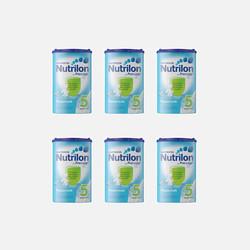 【荷兰直邮&免税包邮】荷兰Nutricia 官方授权 牛栏奶粉 5段 800g六桶装