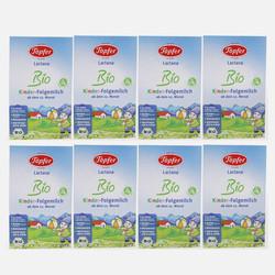 德国直邮【包邮包税】Topfer 德国特福芬有机奶粉4段 (12个月以上)500g*8盒