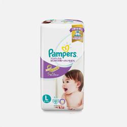 【包邮包税】日本帮宝适(Pampers) 婴儿纸尿裤 紫帮 L40 尿不湿